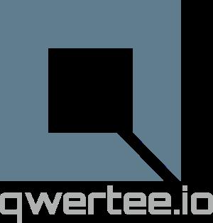 Qwertee Footer Logo